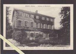 Rhone - Irigny - Chateau De Montcorin Reconstruit Par Hervard - Other Municipalities