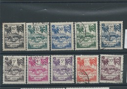 Guadeloupe Taxe N° 41:50  Oblitérés T.B - Guadeloupe (1884-1947)