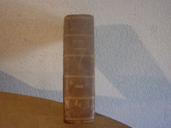 LE BON JARDINIER - 1852 - Jardinage