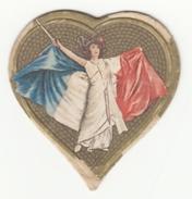 Insigne En Carton Journée De L'Hérault 1916 - Insignes & Rubans