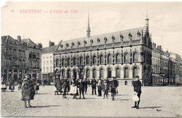 COURTRAI - L' Hotel De Ville   (101496) - Zonder Classificatie