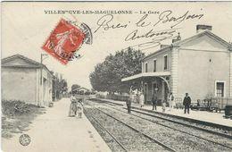 Herault : Villeneuve Les Maguelonne, La Gare - Frankreich