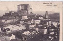 FRINCO D'ASTI - PANORAMA DA PONENTE VG   AUTENTICA 100% - Asti