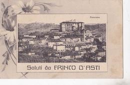 FRINCO D'ASTI - PANORAMA  VG   AUTENTICA 100% - Asti