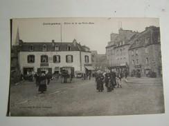 55  GUINGAMP  Entrée De La Rue Notre Dame 1907 - Guingamp