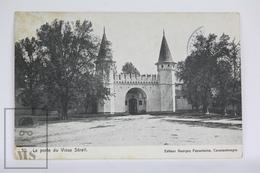 Old Postcard Turkey - Constantinople - La Porte Du Vieux Serail - Posted 1910 - Turquia