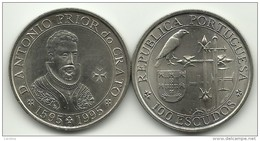 100 ESCUDOS - KM#680 - 1995 - ANTÓNIO PRIOR DO CRATO - UNC - Portugal