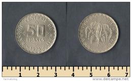 Mali 50 Francs 1975-1977 - Mali (1962-1984)