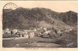 Herault : Truscas, Vue Générale - France