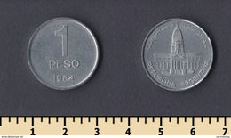 Argentina 1 Peso 1984 - Argentina