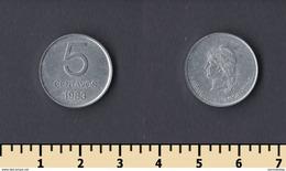 Argentina 5 Centavos 1983 - Argentina