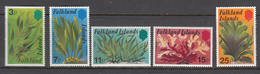 Falkland Island MNH Michel Nr 279/83 From 1979 / Catw 4.50 EUR - Falklandeilanden