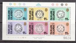 Falkland Island MNH Michel Nr 301/06 Sheet From 1980 / Catw 2.60 EUR - Falklandeilanden
