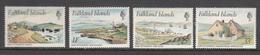 Falkland Island MNH Michel Nr 312/15 From 1980 / Catw 3.90 EUR - Falklandeilanden