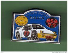 PORSCHE *** RALLYE LA FERTE GAUCHER *** A005 - Porsche