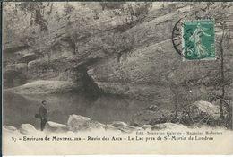 Herault : St Martin De Londres, Le Lac - France