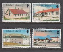 Falkland Island MNH Michel Nr 472/75 From 1987 / Catw 9.00 EUR - Falklandeilanden