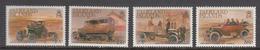 Falkland Island MNH Michel Nr 476/79 From 1988 / Catw 8.00 EUR - Falklandeilanden