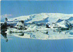 Ice-blocks In The R, Jökulsà On Breidamerkur Sands (SE Iceland) - Islanda