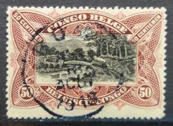 Belgian Congo 1910 Country Motifs - Belgian Congo