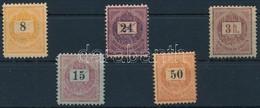 * 1888 Sztereó 5 Db Bélyeg (43.000++) - Stamps