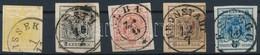 O 1850 Sorozat - Stamps