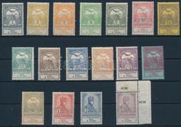 * 1913 Árvíz Sor, A 10f 1 Sorral Magasabbra Fogazva (* 30.000) - Stamps