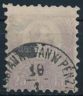 O 1871 Kőnyomat 25kr - Stamps