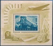 ** 1948 Lánchíd (II.) Blokk (30.000) - Stamps