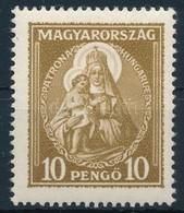 ** 1932 Nagy Madonna Luxus Minőségű 10P (25.000) - Stamps
