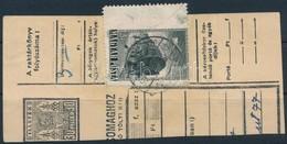 1950 Repülő 3Ft Extra Szélesre Fogazva Szállító Szelvényen. Nagyon Ritka! - Stamps