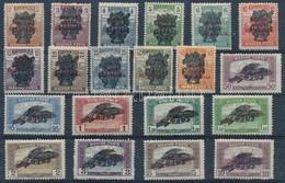 ** 1920 Búzakalász Sor Szép Minőségben (15.000) - Stamps