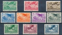 ** 1936 Repülő Sor (11.500) - Stamps