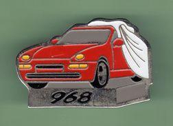 PORSCHE 968 *** OCTOBRE 91 *** A005 - Porsche