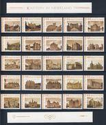 Nederland Netherlands Pays Bas 2009 Persoonlijke Postzegels TNT - Dutch Castles / Nederlandse Kastelen / Schlösser - Nederland