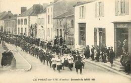 LE POIRE SUR VIE     JUBILE 1926  SELLERIE  CAFE   RELIGION - Poiré-sur-Vie