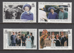 Falkland Island MNH Michel Nr 752/55 From 1999 / Catw 16.00 EUR - Falklandeilanden