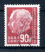 1957 SARRE N.407 USATO - 1957-59 Federazione