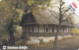 SERBIA - Old House From Farm In Village Nestin, 04/01, Sample No Chip And No CN - Yugoslavia