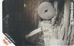 SERBIA - Watermill In Village Donji Dusnik, 05/01, Sample No Chip And No Control Number - Yugoslavia
