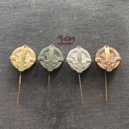 Badge (Pin) ZN006336 - Military (Army) Insignia Border Patrol Yugoslavia - Militaria