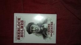 Dvd   Sherlock Holmes  Le Signe Des Quatre Ian Richardson  Vf Vostf - Crime