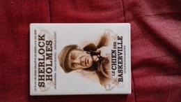 Dvd   Sherlock Holmes  Le  Chien Des Baskerville  Ian Richardson  Vf Vostf - Crime