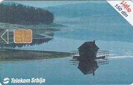 SERBIA - Vlasina Lake, 09/01, Sample No Control Number - Yugoslavia