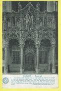 * Diksmuide - Dixmude * (E. Desaix, Nr 2) Rood Loft, Lacework Of Stone, Jean Bertet, Rare, Old, CPA - Diksmuide