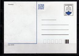 56-SLOVAKIA 1993-POSTAGE CARDS- NUMBER 001 -STATE ERB - Postal Stationery