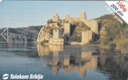 SERBIA - Golubac, Medieval Fortress, 09/01, Sample No Chip And No Control Number - Yugoslavia