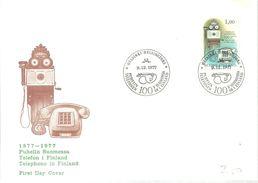 FDC 1977 - Finlandia