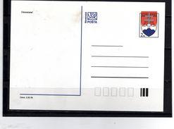 60-SLOVAKIA 1993-POSTAGE CARDS- NUMBER 001 -STATE ERB - Postal Stationery
