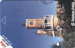 SERBIA - Millennium Monument On Gardos Hill, 11/01, Sample No Chip And No Control Number - Yugoslavia